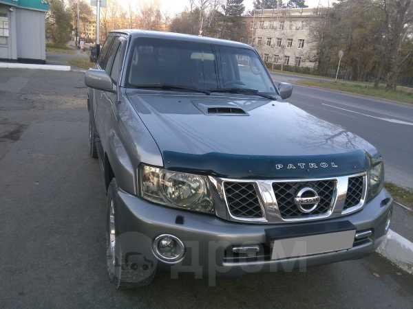 Nissan Patrol, 2006 год, 850 000 руб.
