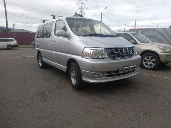 Toyota Grand Hiace, 2001 год, 850 000 руб.