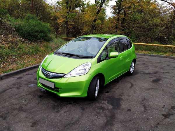 Honda Fit, 2011 год, 550 000 руб.