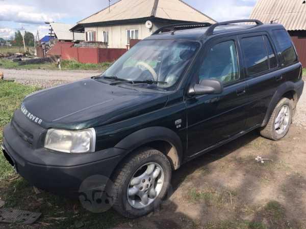 Land Rover Freelander, 2002 год, 300 000 руб.