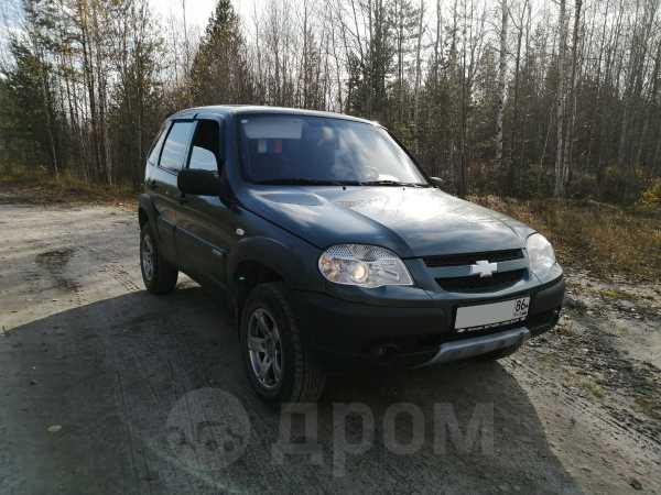 Chevrolet Niva, 2011 год, 275 000 руб.