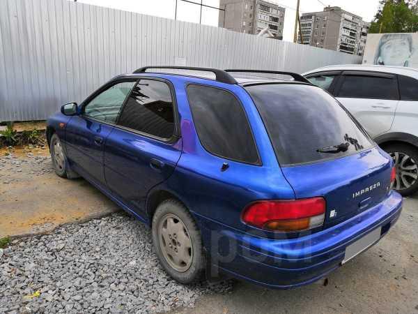 Subaru Impreza, 1996 год, 140 000 руб.