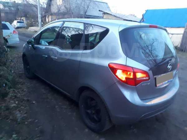 Opel Meriva, 2014 год, 599 000 руб.