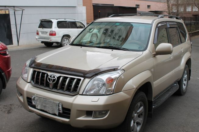 Toyota Land Cruiser Prado, 2007 год, 1 388 000 руб.
