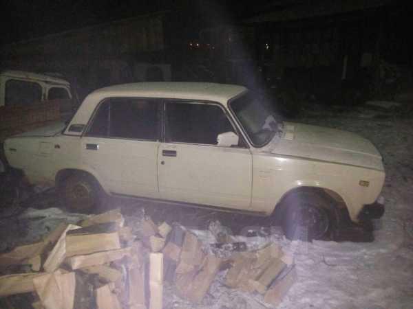 Лада 2107, 1987 год, 23 000 руб.