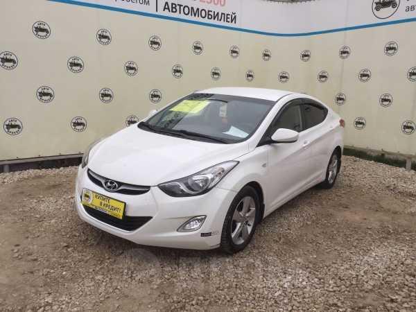 Hyundai Elantra, 2011 год, 497 000 руб.