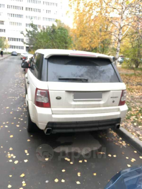Land Rover Range Rover Sport, 2009 год, 1 150 000 руб.