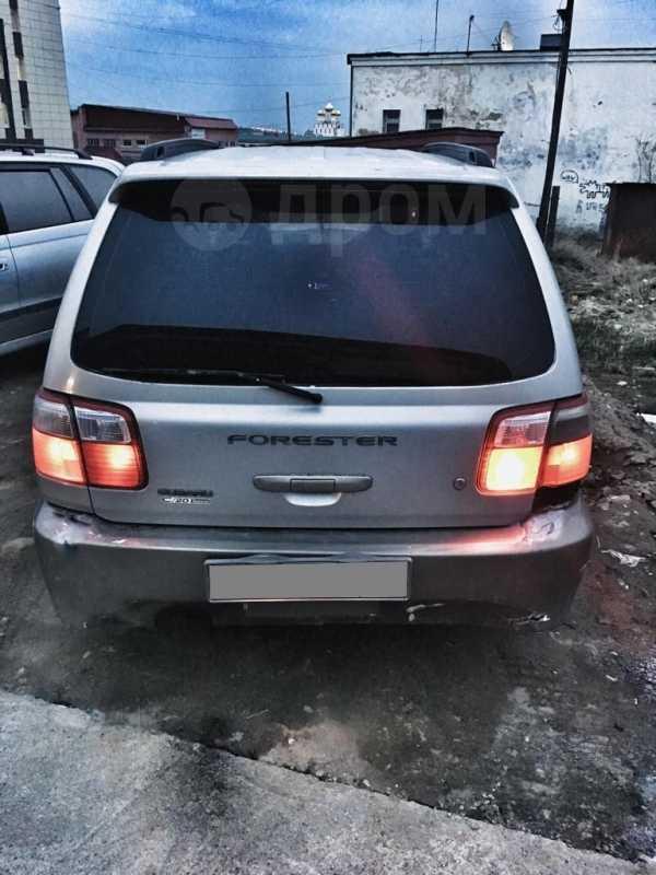 Subaru Forester, 2000 год, 140 000 руб.