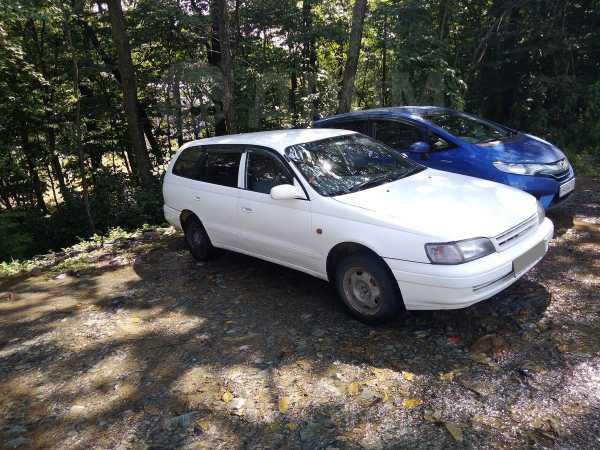Toyota Caldina, 1994 год, 165 000 руб.