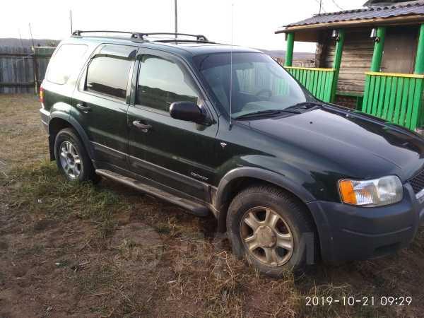 Ford Escape, 2001 год, 220 000 руб.