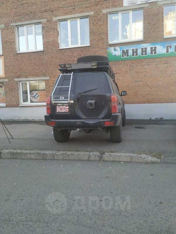 Nissan Patrol, 2005 год, 1 200 000 руб.
