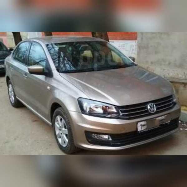 Volkswagen Polo, 2015 год, 410 000 руб.