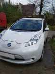 Nissan Leaf, 2015 год, 850 000 руб.