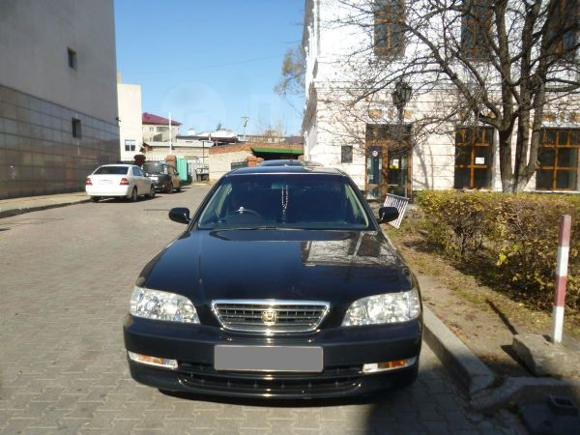 Honda Saber, 1998 год, 280 000 руб.