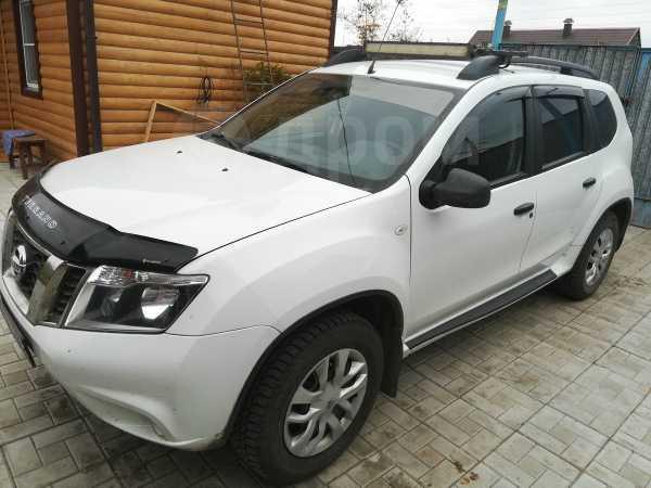 Nissan Terrano, 2016 год, 675 000 руб.