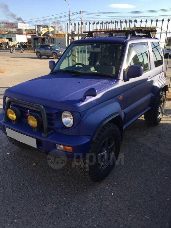 Mitsubishi Pajero Junior, 1998 год, 310 000 руб.