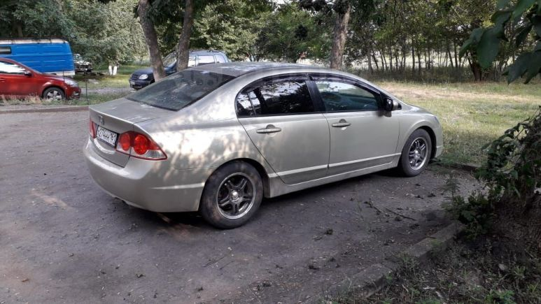 Honda Civic, 2007 год, 365 000 руб.