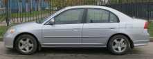 Honda Civic, 2004 год, 345 000 руб.