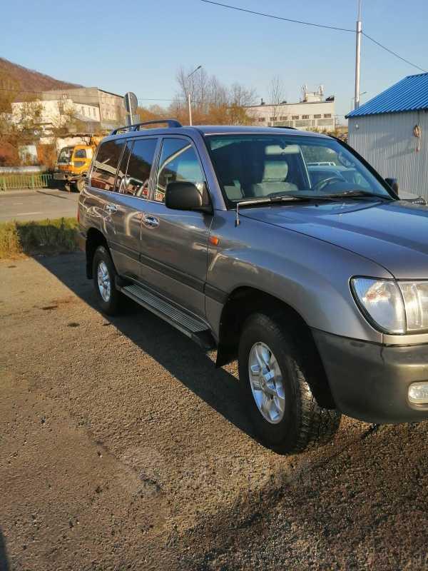 Toyota Land Cruiser, 2001 год, 1 600 000 руб.