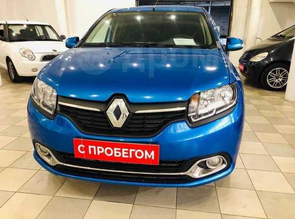 Renault Logan, 2016 год, 520 000 руб.