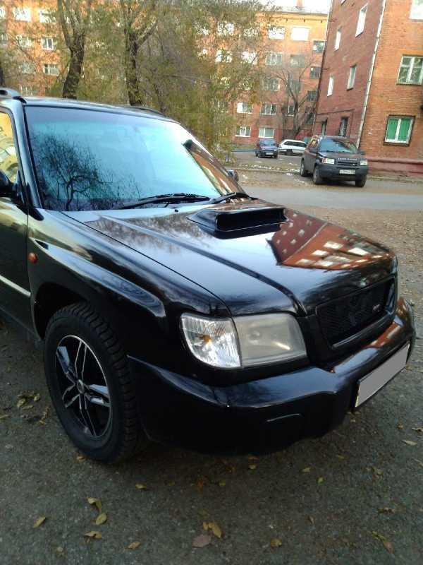 Subaru Forester, 2001 год, 320 000 руб.