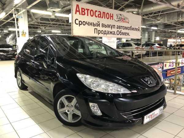 Peugeot 308, 2010 год, 279 000 руб.