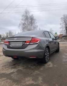 Иваново Honda Civic 2014