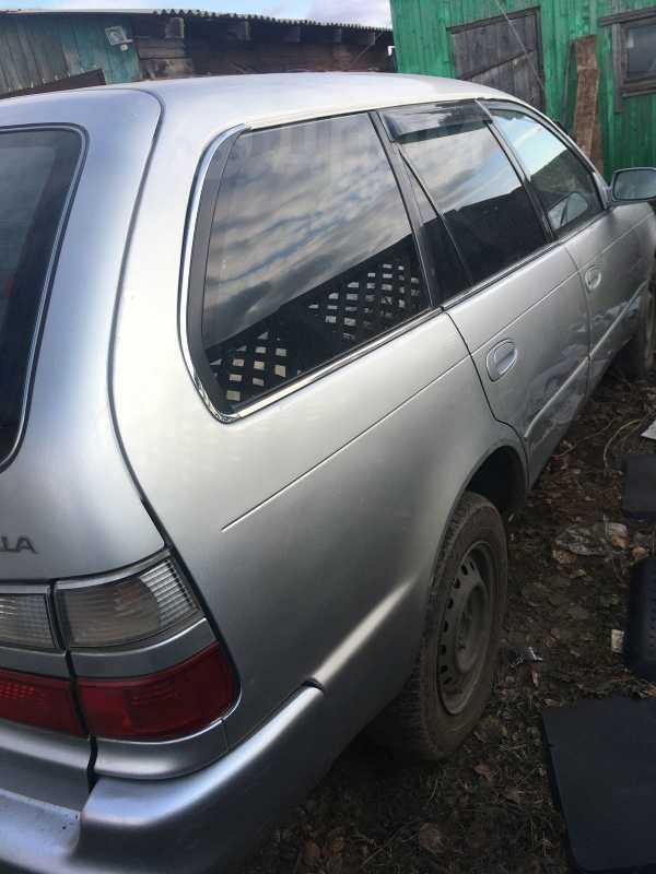 Toyota Corolla, 2000 год, 120 000 руб.