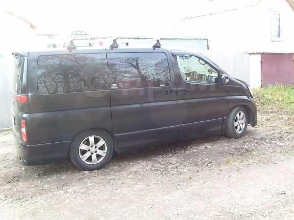 Nissan Elgrand, 2009 год, 1 250 000 руб.