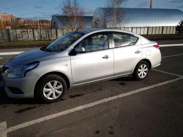 Nissan Latio, 2015 год, 600 000 руб.