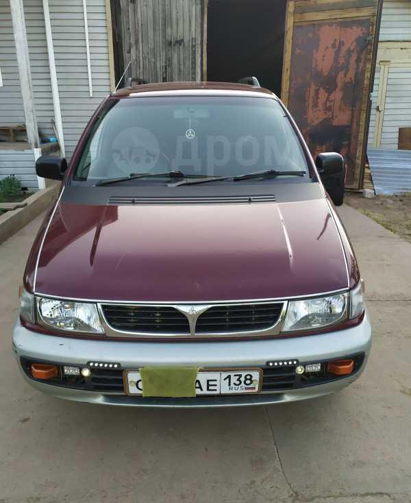 Mitsubishi Chariot, 1995 год, 175 000 руб.