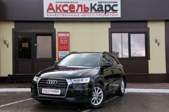 Audi Q3, 2016 год, 1 340 000 руб.