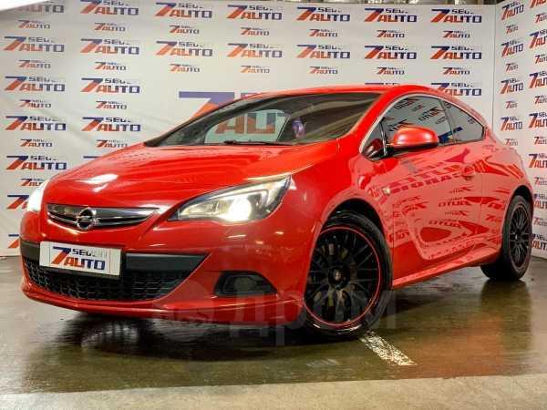 Opel Astra GTC, 2012 год, 499 000 руб.