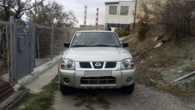 Nissan Frontier, 2003 год, 650 000 руб.