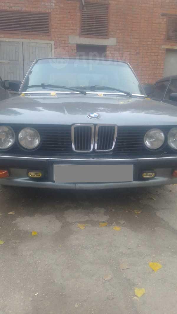 BMW 5-Series, 1985 год, 90 000 руб.