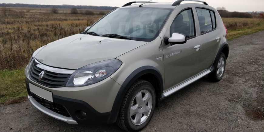 Renault Sandero Stepway, 2014 год, 485 000 руб.