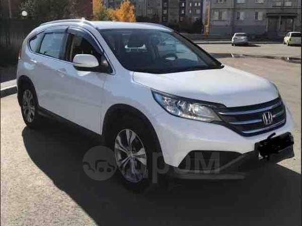 Honda CR-V, 2013 год, 1 190 000 руб.