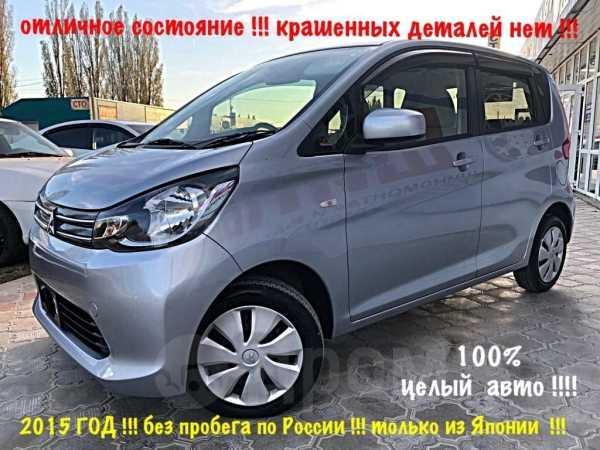 Mitsubishi eK Wagon, 2015 год, 419 000 руб.