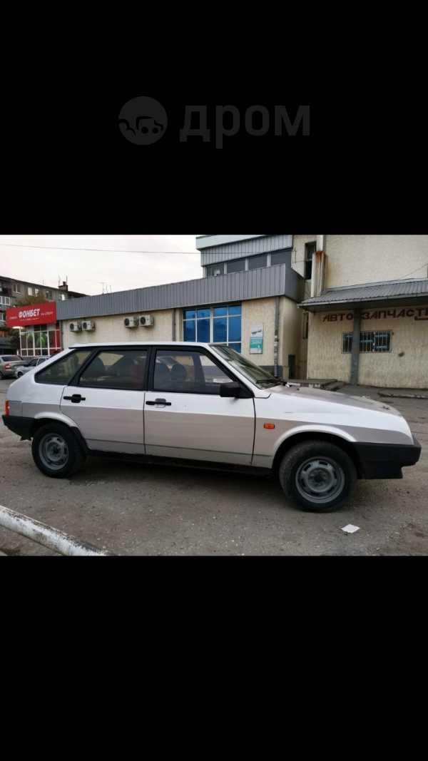 Лада 2109, 2005 год, 115 000 руб.