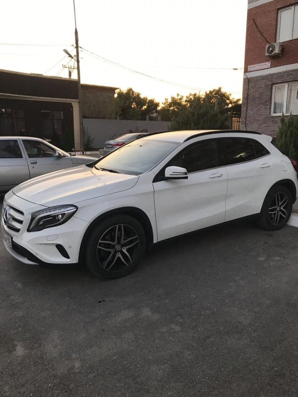 Mercedes-Benz GLA-Class, 2015 год, 1 480 000 руб.