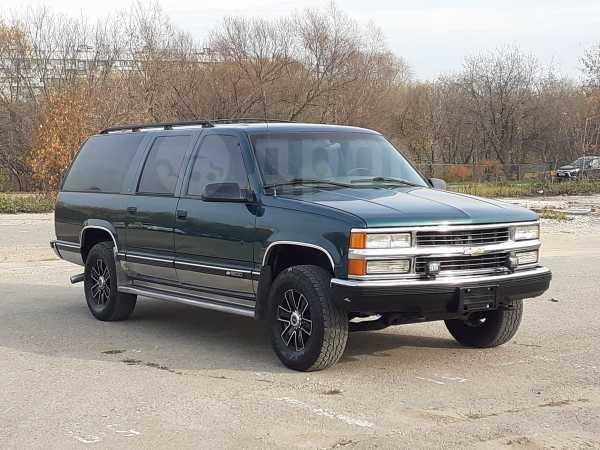 Chevrolet Suburban, 1996 год, 730 000 руб.