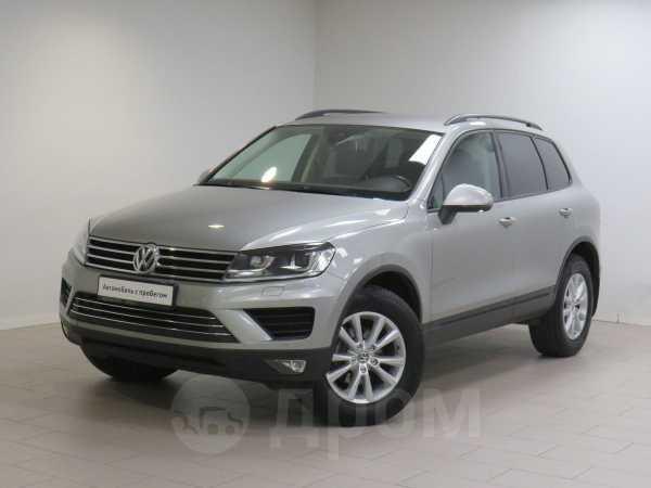 Volkswagen Touareg, 2016 год, 2 079 000 руб.