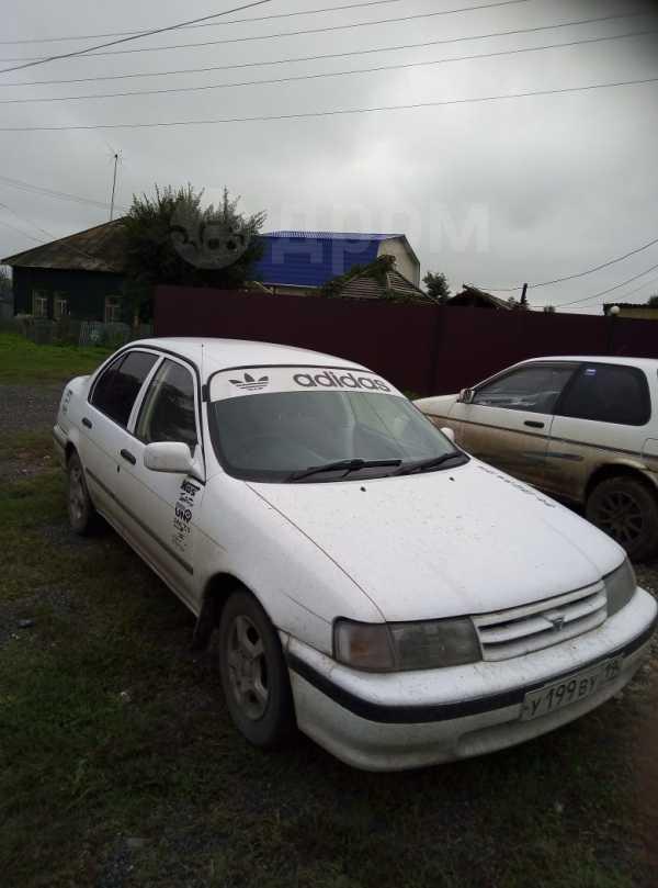 Toyota Tercel, 1991 год, 75 000 руб.