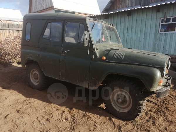 УАЗ 469, 1984 год, 85 000 руб.