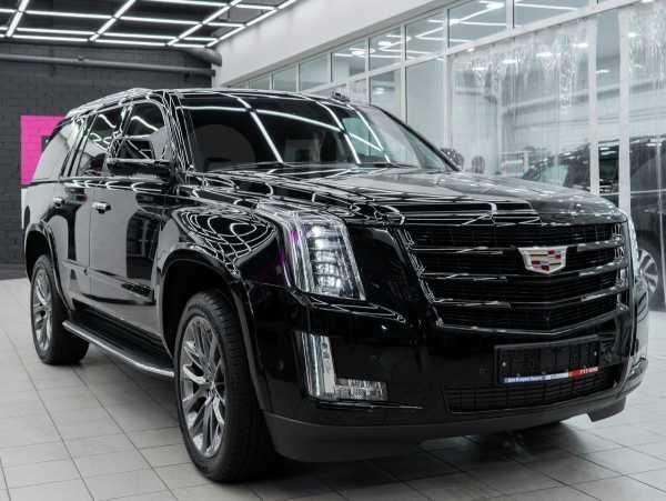 Cadillac Escalade, 2019 год, 5 798 000 руб.