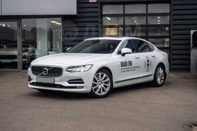 Volvo S90, 2018 год, 3 390 000 руб.