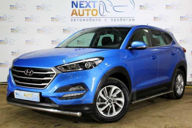 Hyundai Tucson, 2016 год, 1 265 000 руб.