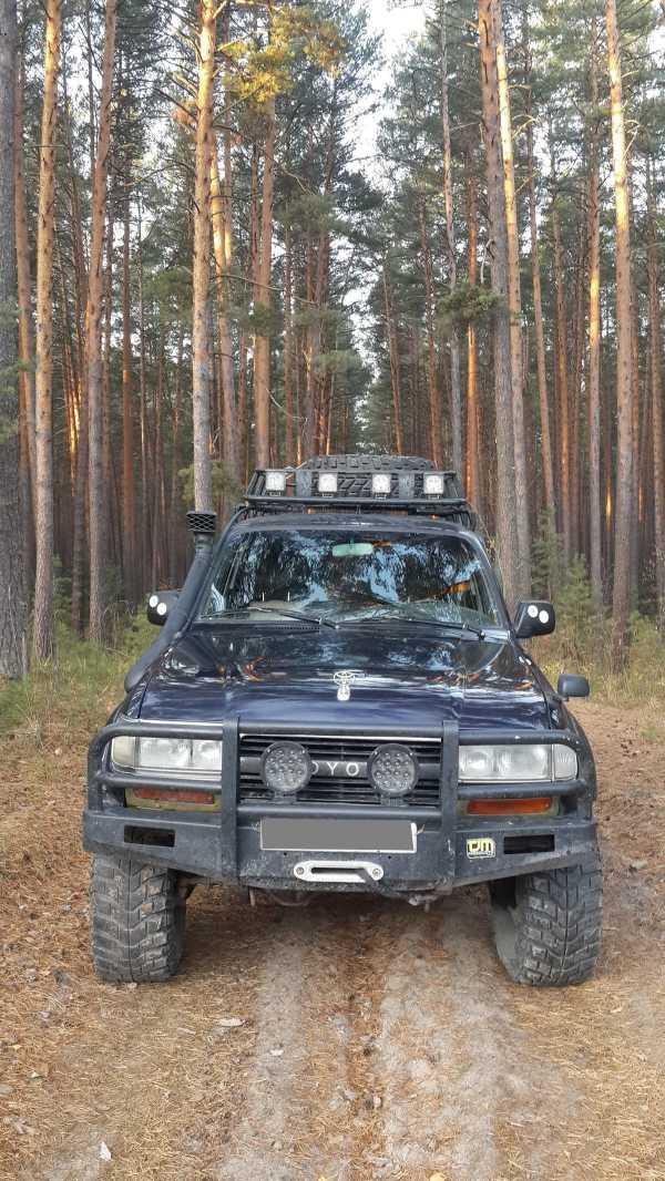 Toyota Land Cruiser, 1990 год, 950 000 руб.