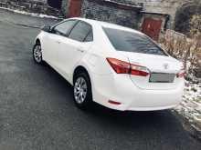 Нижний Тагил Corolla FX 2014