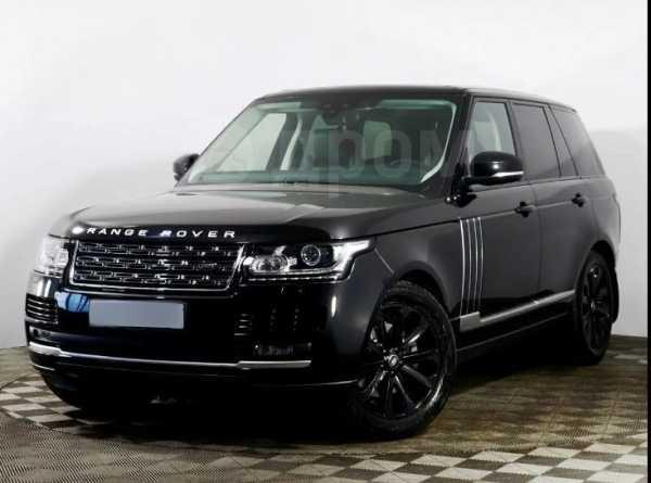 Land Rover Range Rover, 2017 год, 5 590 000 руб.